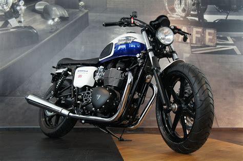 Motorrad Denk by Umgebautes Motorrad Triumph Bonneville Zweiradparadies