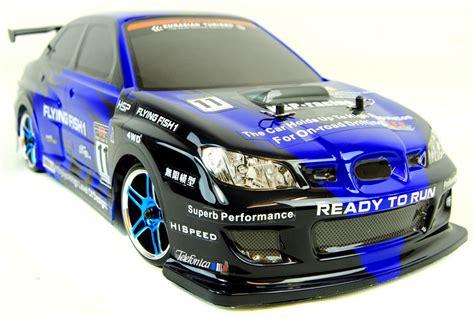 subaru drift car subaru wrx style drift rc car pro brushless version