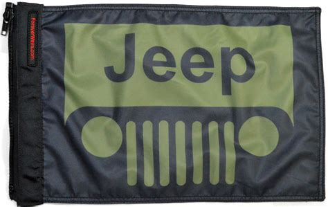 flag jeep grill jeep grill flag forever wave