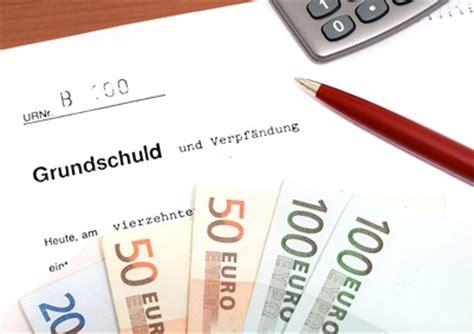 sicherheiten bei der baufinanzierung grundschuld und weitere baufinanzierung org