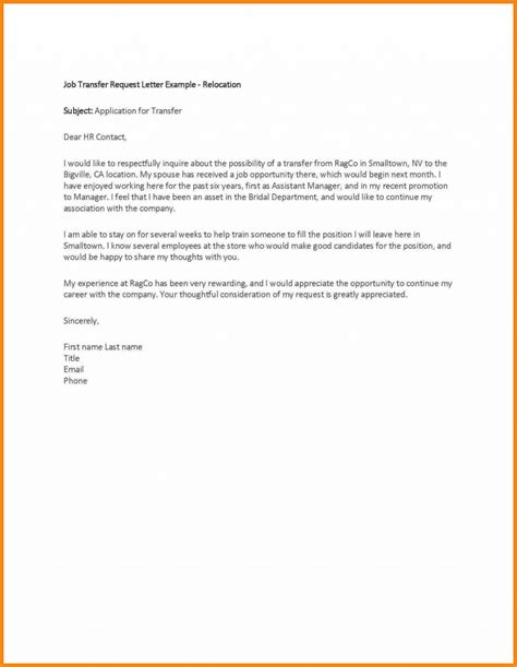Exit Cover Letter by 94 Letter Of Request Resume Letter For Sle Informal Request