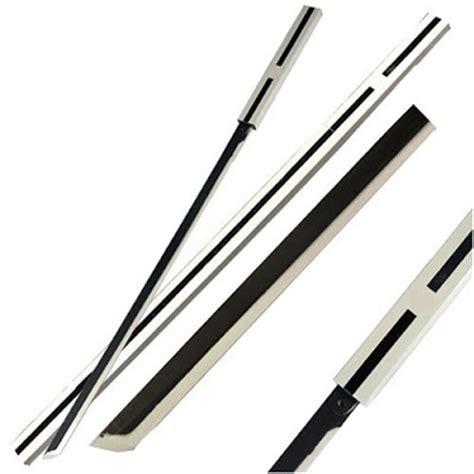 Pedang Samurai Katana Ichigo Bankay Black sasuke sword of kusanagi sword awesome