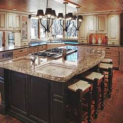Kitchen Island With Stove by 1000 Ideas About Island Stove On Pinterest Stove In