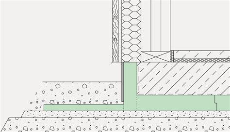 Sockel Spritzwasserschutz by Isolohr 174 Bodenplatten F 252 R Den Holzbau Mit Sockelkaschierung Isolohr Gmbh