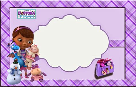docs template card invitation birthday doc mcstuffins birthday card doc mcstuffins free printable