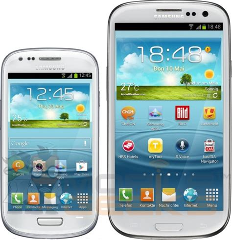 samsung expected  unveil galaxy  mini  october
