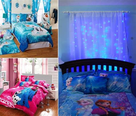 Frozen Bedroom Decor by 10 Frozen Inspired Room Decor Ideas
