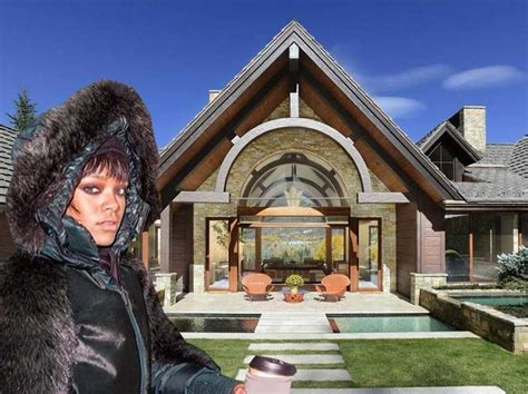 rihanna house rihanna s 45 million aspen mansion vaca business insider