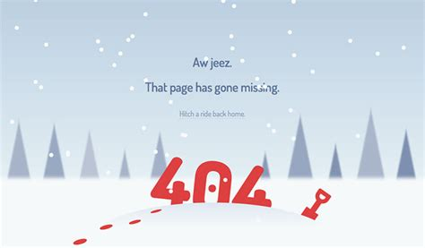 cool css html christmas animation effects web graphic design bashooka