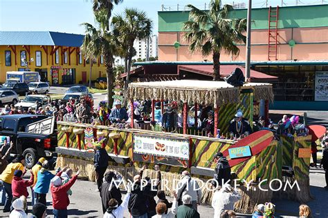 gulf shores mardi gras parade fat tuesday 201636