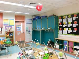 an apple a day linky classroom decor
