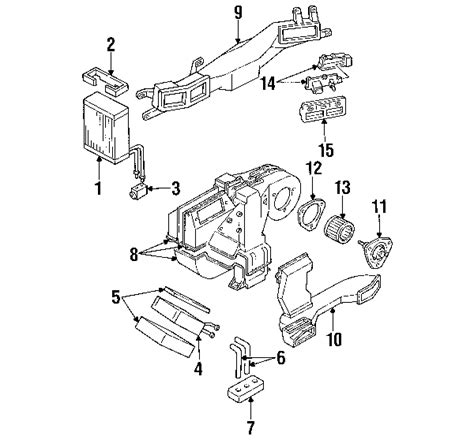 2000 oldsmobile intrigue turn signal wiring diagram 1999