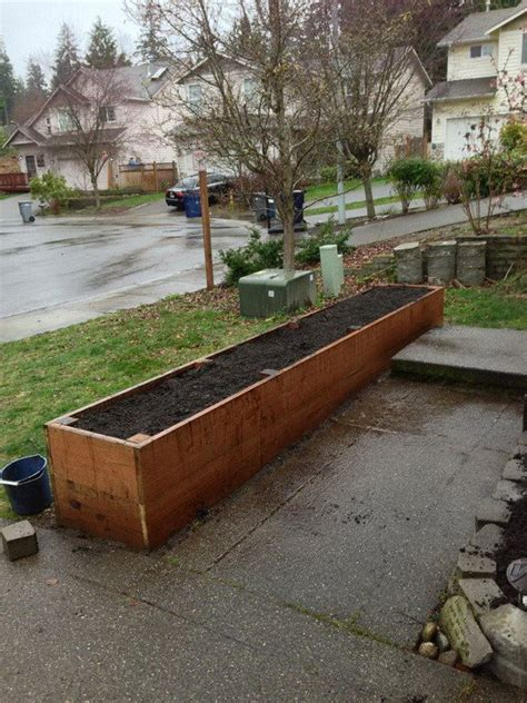 Raised Bed Planter Plans by Diy Raised Bed Planters Diy Survival