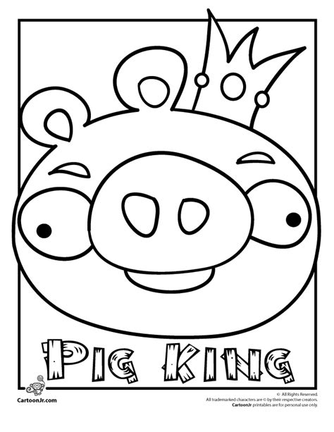 angry birds coloring pages cartoon jr page 15 images az