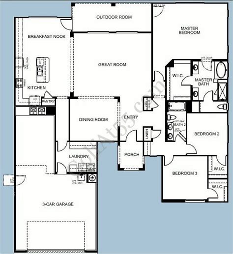 meritage homes floor plans new meritage homes floor plans new home plans design