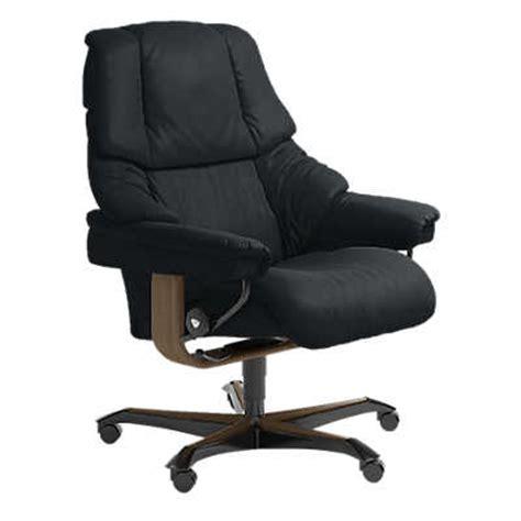 Office Chairs Reno Ekornes Stressless Reno Office Chair Smartfurniture