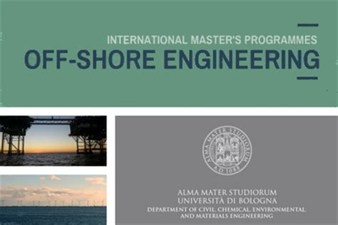 Bologna Business School Mba Fees by Master S Degree In Shore Engineering Of