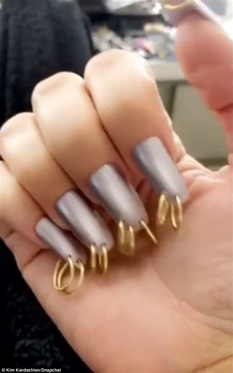 nail piercing shows pierced nails on snapchat daily