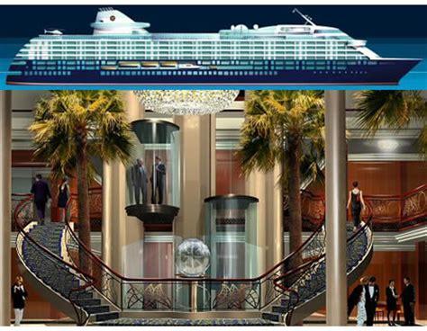 magellan residential cruise liner  paradise  seas