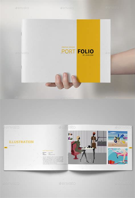 Portfolio Design To Inspire 24 Design Templates To Download Free Premium Templates Portfolio Template