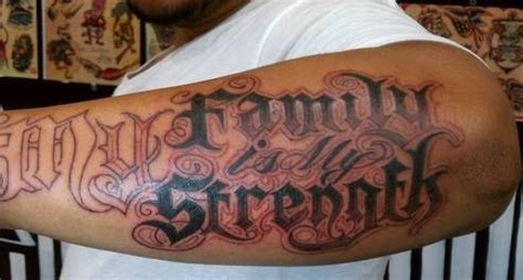 family tattoo quotes for men strength quotes for guys quotesgram