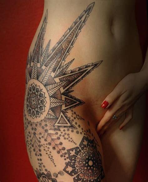 upper leg tattoo mandala 100 traditional mandala tattoo designs for art lovers