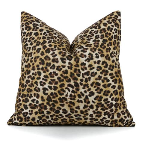 leopard couch covers animal print pillow cover leopard couch pillow cover