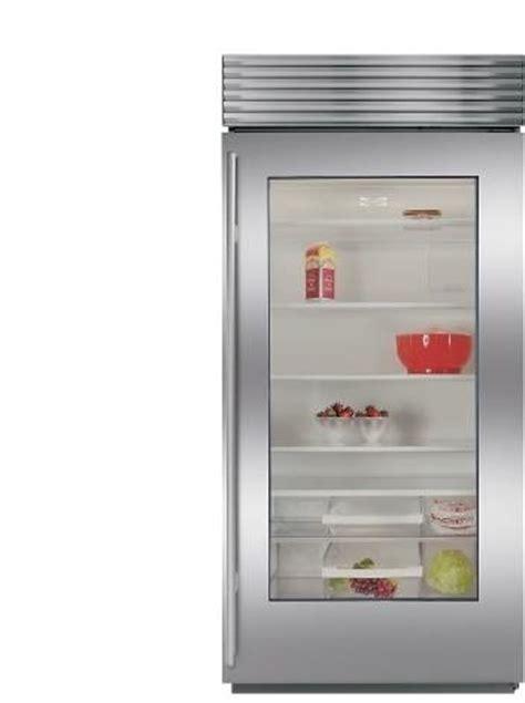 Sub Zero Refrigerator Glass Door Sub Zero Bi 36rg Refrigerator W Glass Door Philadelphia By Mrs G Tv Appliances