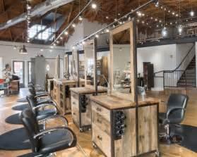 Decorating Ideas Salon Station 25 Best Ideas About Industrial Salon On