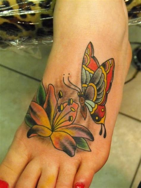 butterfly tattoo ankle designs butterfly foot tattoo design sheplanet