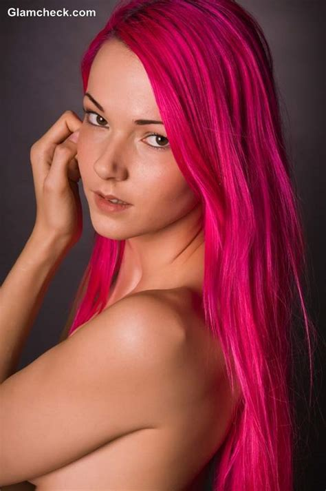all about hair for pink hair colour for top 5 pink hair colors to try this season