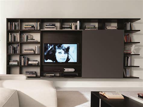 living room bookshelf design