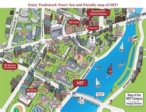 mit map trademark tour of mit 19 photos walking tours 300