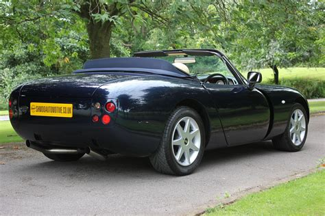 Tvr Griffith 500 Se Tvr Griffith 500 Se Car No 4 Just In Below
