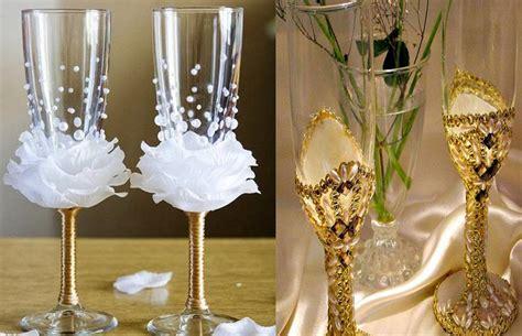 decoracion copas boda decoracion de copas para bodas de oro
