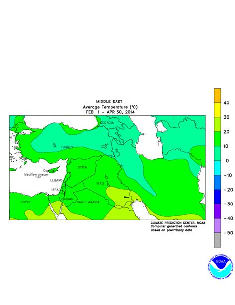 middle east rainfall map cpc monitoring and data regional climate maps middle east