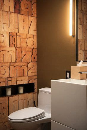 cool wall treatments 223 best images about work bathroom on pinterest