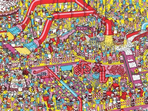 Handkerchief Vase Where S Waldo Can You Find Him Playbuzz