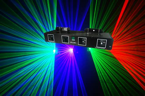 Lazer Lights by Green Laser Green Laser Light Disco Light