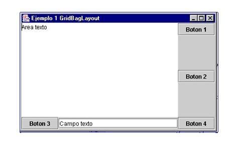 layout java là gì ejemplo de uso del gridbaglayout