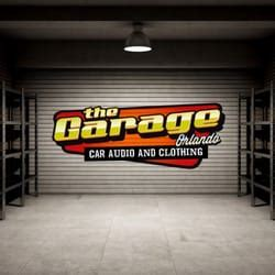 The Garage Orlando by The Garage Orlando S Clothing 5519 Commerce Dr