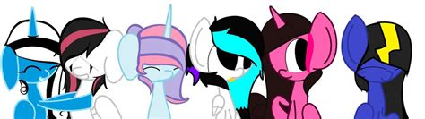 painting mlp mlp chibis youtubers speedpaint not ms paint by
