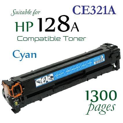Toner Hp Laserjet128a Colour Ce321a Ce322a Ce323a hp 128a cyan ce320a ce321a ce322a ce323a