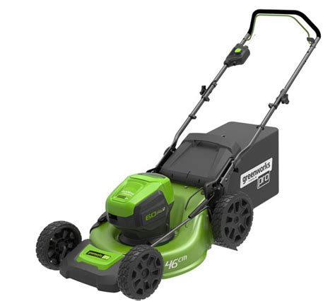 green charger fertilizer greenworks pro gd60lm46hpk2 60v push cordless lawn mower
