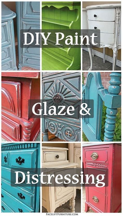 how to distress cabinets yourself use paint glaze distressing to transform your furniture
