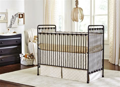 Metal Baby Crib Baby And Kids White Metal Baby Crib