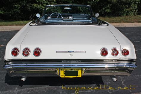 1965 impala ss 396 for sale 1965 impala ss 396 325hp convertible for sale