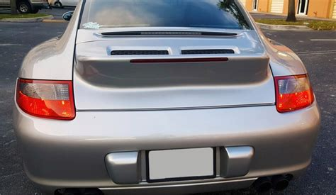 old porsche spoiler 2005 2012 porsche 911 997 classic duck tail style rear