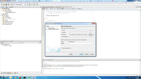 tutorial netbeans web service webservices in java exle using netbeans