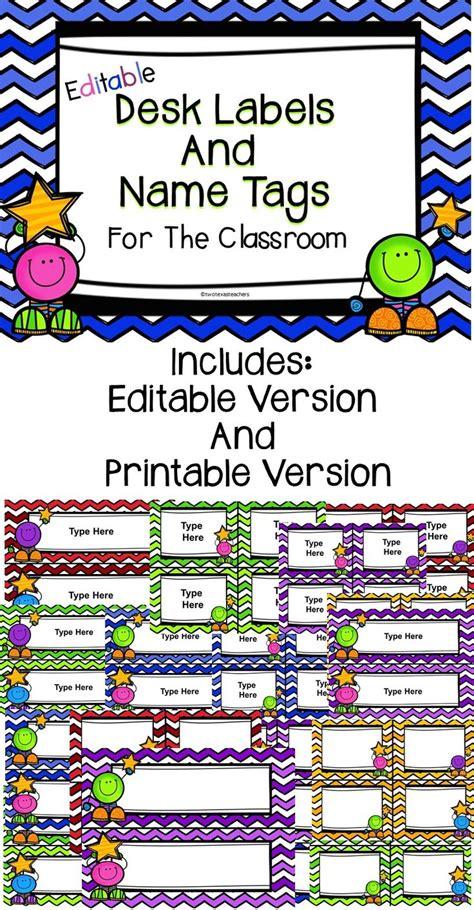 printable alphabet name plates student name tags for desks printable hostgarcia